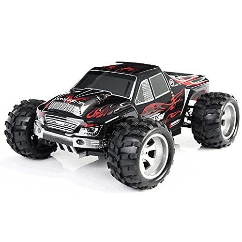 TTKD Adulto de Alta Velocidad 50 KM/H RC Car 4WD Off-Road Bigfoot 1:18 Escala Completa 2.4G Control Remoto Buggy Boy Niño Juguete Coche de Carreras Regalo de cumpleaños de Navidad Camión