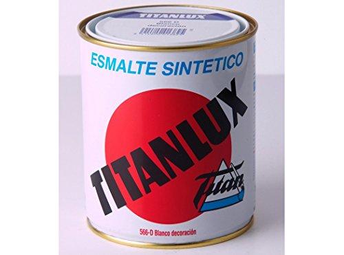 Titan M30529 - Esmalte sintetico 750 ml titanlux gris medio