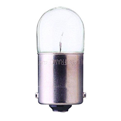 Philips 0730507 Ampoule Spéciale 12814CP R10W, 12 V, 10 Pièces