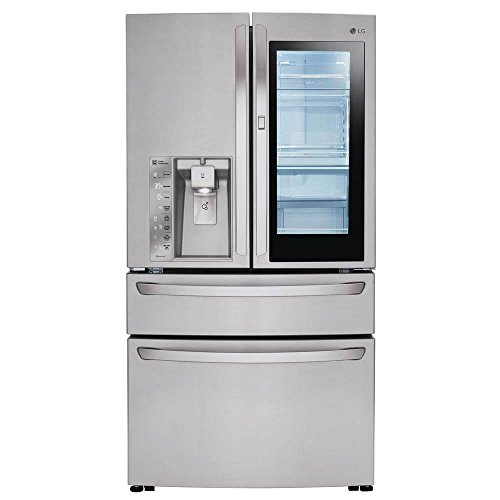 LG LMXC23796S 22.5 cu. ft. Smart Wi-Fi Enabled 4-Door