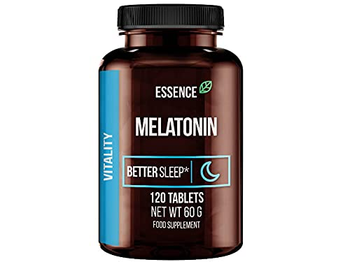 Essence Nutrition La melatonina dormir mejor - 120 tabs 100 g
