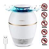 Lixada Lampe Anti-Moustiques LED Électronique Portable Lampe de Contre Les...
