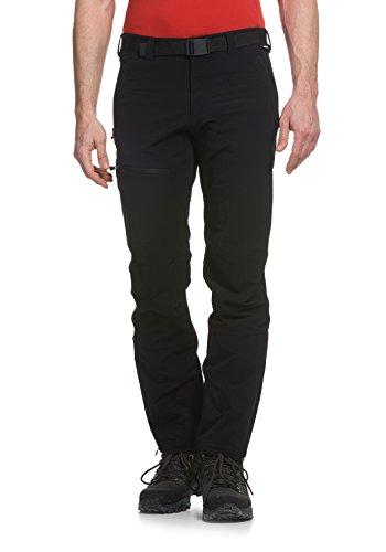 Maier Sports naturno Pantalon pour Homme Noir Noir 24