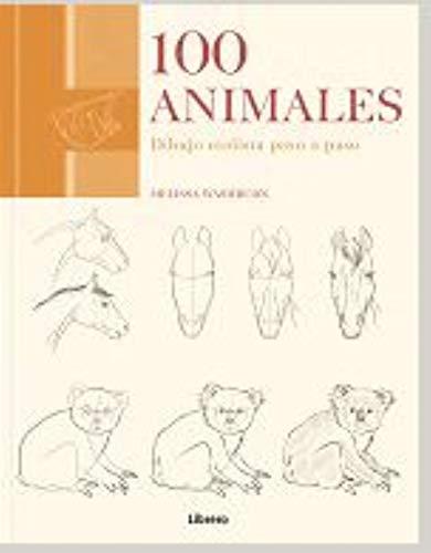 100 ANIMALES: DIBUJO REALISTA PASO A PASO