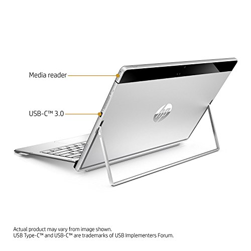 HP Spectre x2 12-Inch WUXGA+ IPS Touchscreen (1920 x 1280) Detachable Flagship High Performance Premium Laptop Computer, Intel Core M5 Processor, 4GB RAM, 128GB SSD, Windows 10