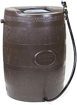 Fcmp Yimby 45 gal. Half-Barrel Rain Barrel
