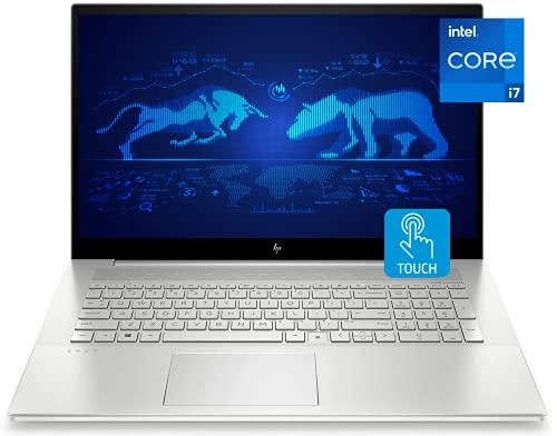 HP Envy 17t High Performance Laptop, 17.3' Full HD Touchscreen, Intel Core i7-1165G7 Processor, Intel Iris Xe Graphics, 32GB RAM, 1TB SSD, Backlit Keyboard, Wi-Fi 6, Windows 10 Home