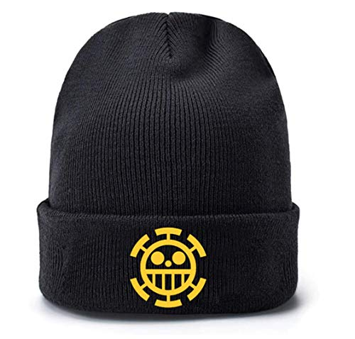 Gorros One Piece Color Negro