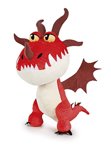 """HTTYD Drachenzähmen leicht gemacht - Dragons - Plüsch Figur Kuscheltier Drachen Hakenzahn 11\""""/30cm - 76001661-1"""