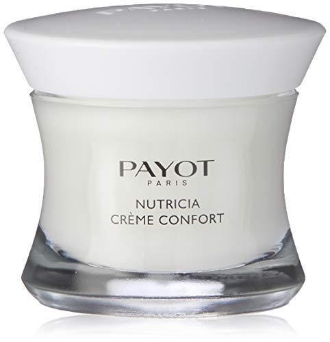 Payot, Nutricia Creme Confort für trockene u.sehr trockene Haut repariert nährt kräftigt die Hydrolipitbarrie reichhaltige Crem, scharf, 50 ml