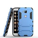 Funda Huawei G8 / G7 Plus, MHHQ 2in1 Armadura Combinación A Prueba de...