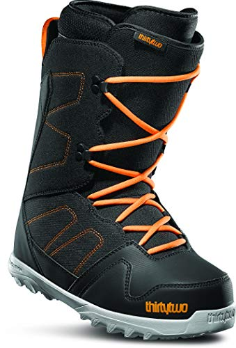 thirtytwo Exit '19/20 Snowboard Boots Mens (Black/Orange, 10)