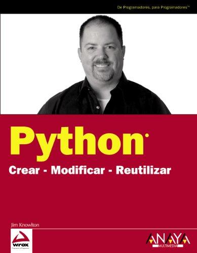 Python (Wrox (anaya Multimedia))