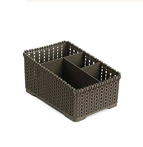 Grote capaciteit cosmetische opslag box make-up manager make-up display kast nagellak lippenstift houder badkamer desktop organizer