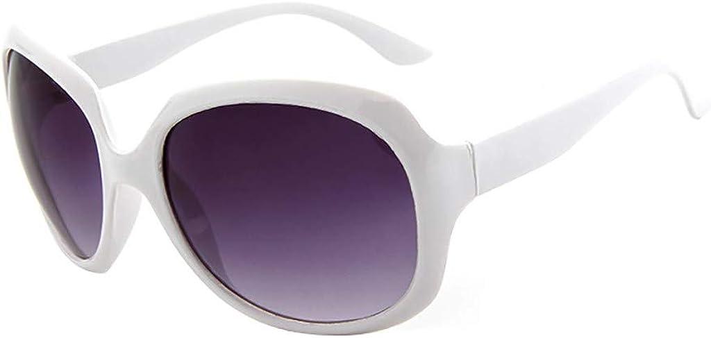 FRAUIT Occhiali Da Vista Donna Ovali Occhiali Da Sole Vintage Da Ragazza Occhiali Retr/ò Fashion Ladies Sunglasses Montatura Confortevole Ultra Leggero