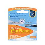 EarPlanes Ear Plugs Kid's Small Size 1 Pair (Pack of 5)