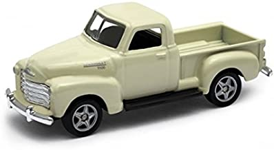 Welly Chevrolet 3100 1953 Pick Up Beige 1:60