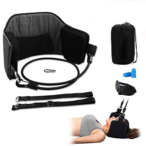 Hängematte Massage,Tragbare Hals Relaxion Massagegerät ideal für Nacken-Relief