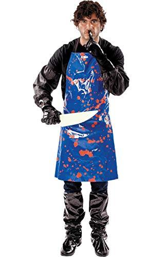 ORION COSTUMES Herren Bay Harbour Metzger Horror Halloween Maskenkostüm