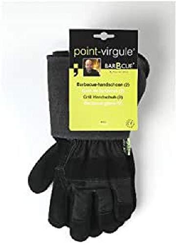 Point-Virgule PVB-BBQ-0148 Gant de Barbecue