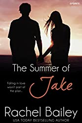 Review: The Summer of Jake by Rachel Bailey