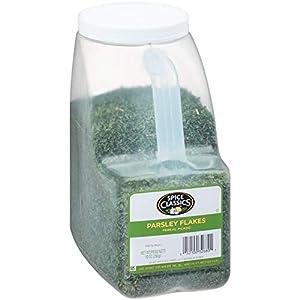 Spice Classics Parsley Flakes, 10 oz