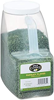 Spice Classics Parsley Flakes, 10 oz