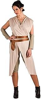 La Princesa Leia Smiffys Traje de La Mujer Star Wars 3 Partes