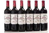 Château Gressier Grand Poujeaux 2016 - AOC Moulis - Vin Rouge Cru Bourgeois - 6 bouteilles x 75cl - Signé Château Chasse Spleen