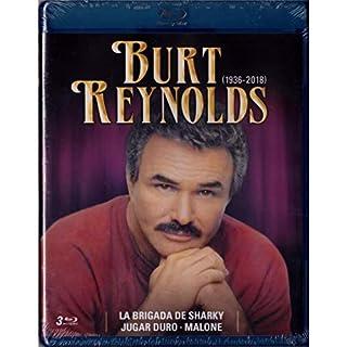 Burt Reynolds Collection ( Sharky's Machine / Stick / Malone ) (Blu-Ray)