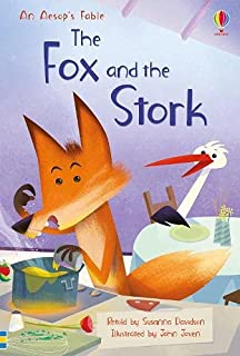 The Fox and the Stork