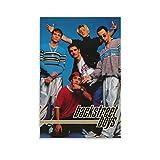 BGRGU Backstreet Boys Band Poster Vintage Musik Poster