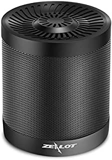 ZEALOT S5 Portable Altavoz Bluetooth Speaker Wireless Stereo Subwoofer Column TF Card USB Flash Disk AUX Playback Microphone