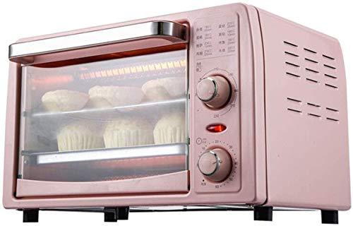 Mini oven Huishoudelijke elektrische oven, het bakken van multifunctionele gebruiksvoorwerpen, automatische gedroogd fruit, mini-oven, kan worden gebruikt in de keuken/cake winkel/restaurant/caf