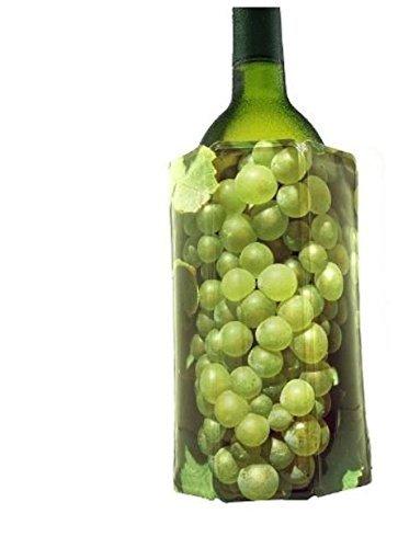 Vacu Vin 8714793388147 Enfriador activo Motive Green Grapes, plástico, Uvas blancas