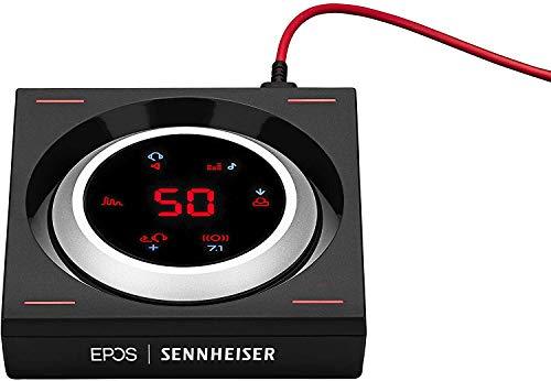 ゼンハイザー ゲーミング&PC用オーディオアンプ GSX 1000 506527 [並行輸入品]