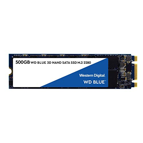 WD Blue SSD 3D NAND