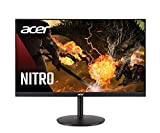 Acer Nitro XV252Q Fbmiiprx 24.5' Full HD (1920 x 1080) IPS Gaming Monitor with AMD FreeSync Premium Technology   Up to 390Hz   Up to 0.5ms   99% sRGB (2 x HDMI 2.0 Ports & 1 x Display Port)