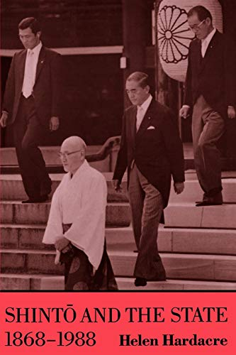 Shinto and the State, 1868-1988 (Studies in Church and State, 1)