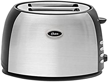 Oster Brushed Stainless 2 Slice Toaster