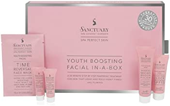 SANCTUARY SPA COVENT GARDEN YOUTH BOOSTING FACIAL IN-A-BOX