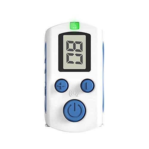 DIABNEXT Transmisión de inyecciones a su smartphone - Conector Bluetooth para pluma de insulina