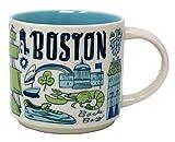 Starbucks Been There Serie Boston Tasse, 400 ml