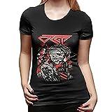 Photo de Otep T Shirt Female Basic Short Sleeve T-Shirt Round Neck Tee