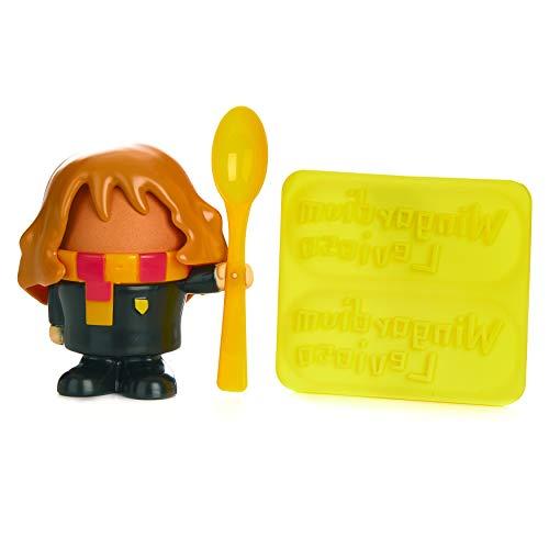 Paladone PP6291HP Hermine Eierbecher Frühstücksset – Offizielles Harry Potter Merchandise-Produkt, plastik, Hermione Granger