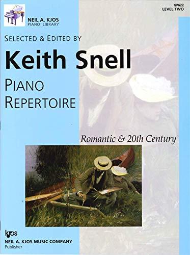 GP622 - Romantic and 20th Century - Piano Repertoire - Level 2