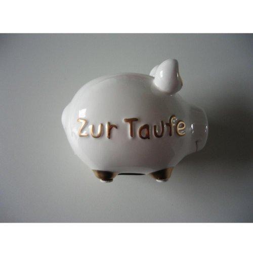 KCG Kleinschwein Sparschwein Zur Taufe