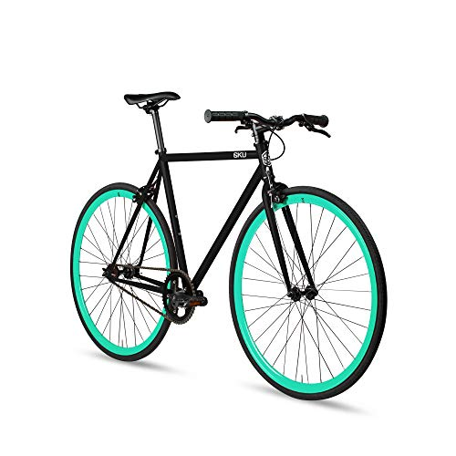 6KU Fixed Gear Single Speed Urban Fixie