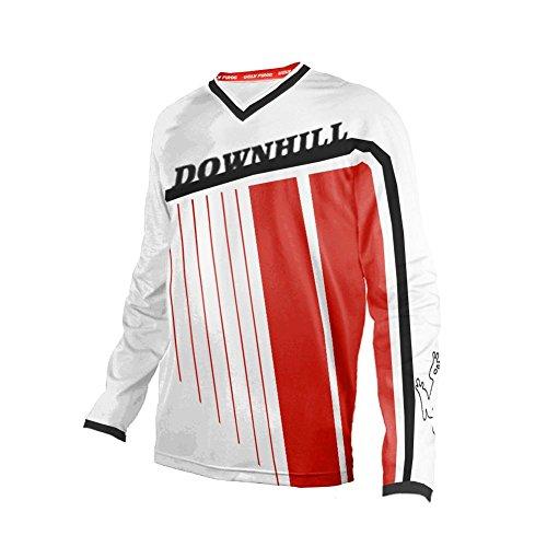 UGLYFROG Equipacion Ciclismo Maillots Ropa Downhill Jersey MTB Bicicleta Wear Manga Larga Camisa XHDJ05