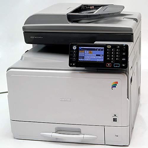 Ricoh Aficio MP C305SPF Letter.Legal-Size Color Laser Multifunction Printer - 30PPM, Copy, Print, Scan, Auto-Duplex, 1 Tray